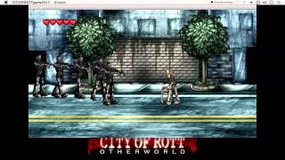 City of Rott Game, Brawler (Early Alpha Phase 2, subject to change)