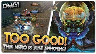 FLICKER IS JUST TOO GOOD!! Vainglory 5v5 [Private Draft] Gameplay - Flicker |CP/Tank| Top Gameplay