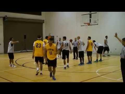 Hawaii Basketball Summer League - Electricians HI vs Chosen Few - 1st Half  7-19-16