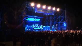 Annihilator - Brain Dance (Live Bari, Italy 7-20-14)