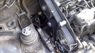 Замена ремня ГРМ Ford Galaxy 1,9TDI `98