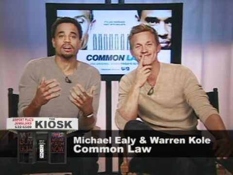 The Kiosk Presents:Michael Ealy & Warren Kole - Common Law Interview
