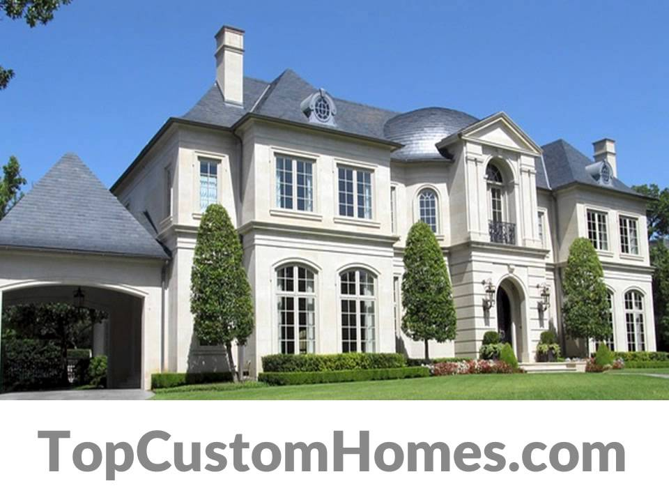 Top Custom Homes In Dallas, Texas   Find Reputable DFW Home Builders For  Green And Luxury Homes   YouTube