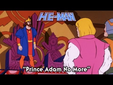 He-Man - Prince Adam No More - FULL episode thumbnail