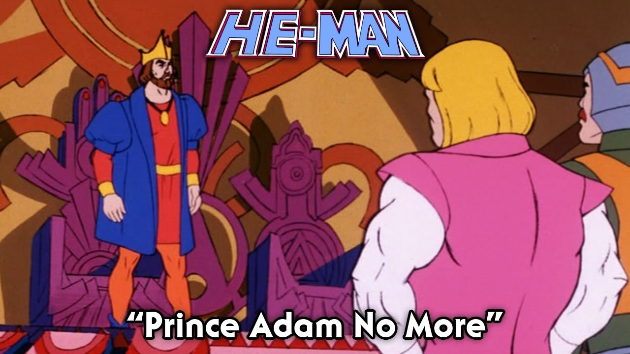 He-Man - Prince Adam No More - FULL episode