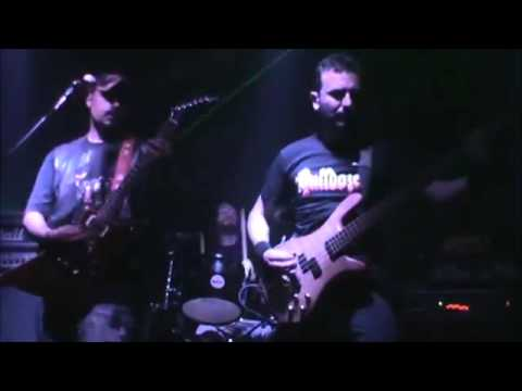 INFERNALIA live @ Chakra Lounge Catania   30 05 2015