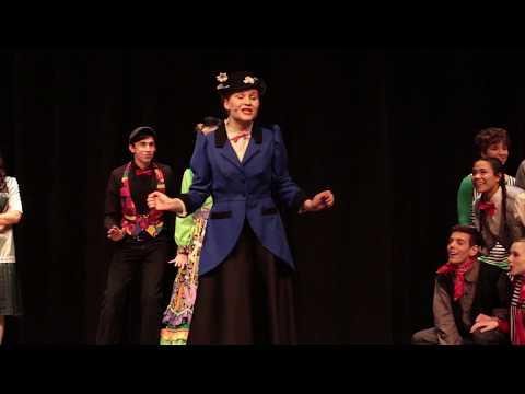 Mary Poppins at Bloomsburg Area High School
