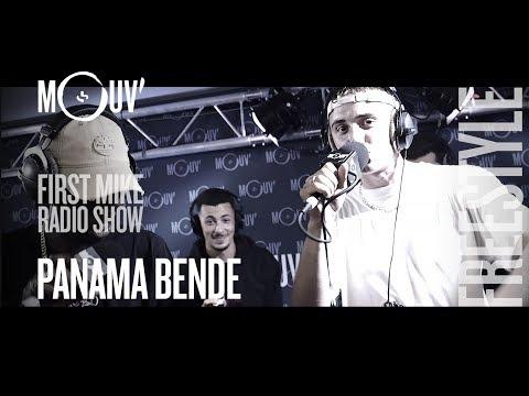 """PANAMA BENDE : """"Lunettes De Soleil"""" + """"Yuhi"""" (Live @ Mouv' Studios) #FMRS"""