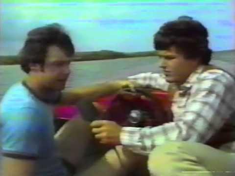 "Car Crash Stunt By Leonard Steinbach On ""That's Incredible."""