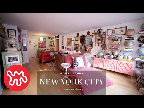 House Tour: A Pop Art Museum In A NYC Apartment