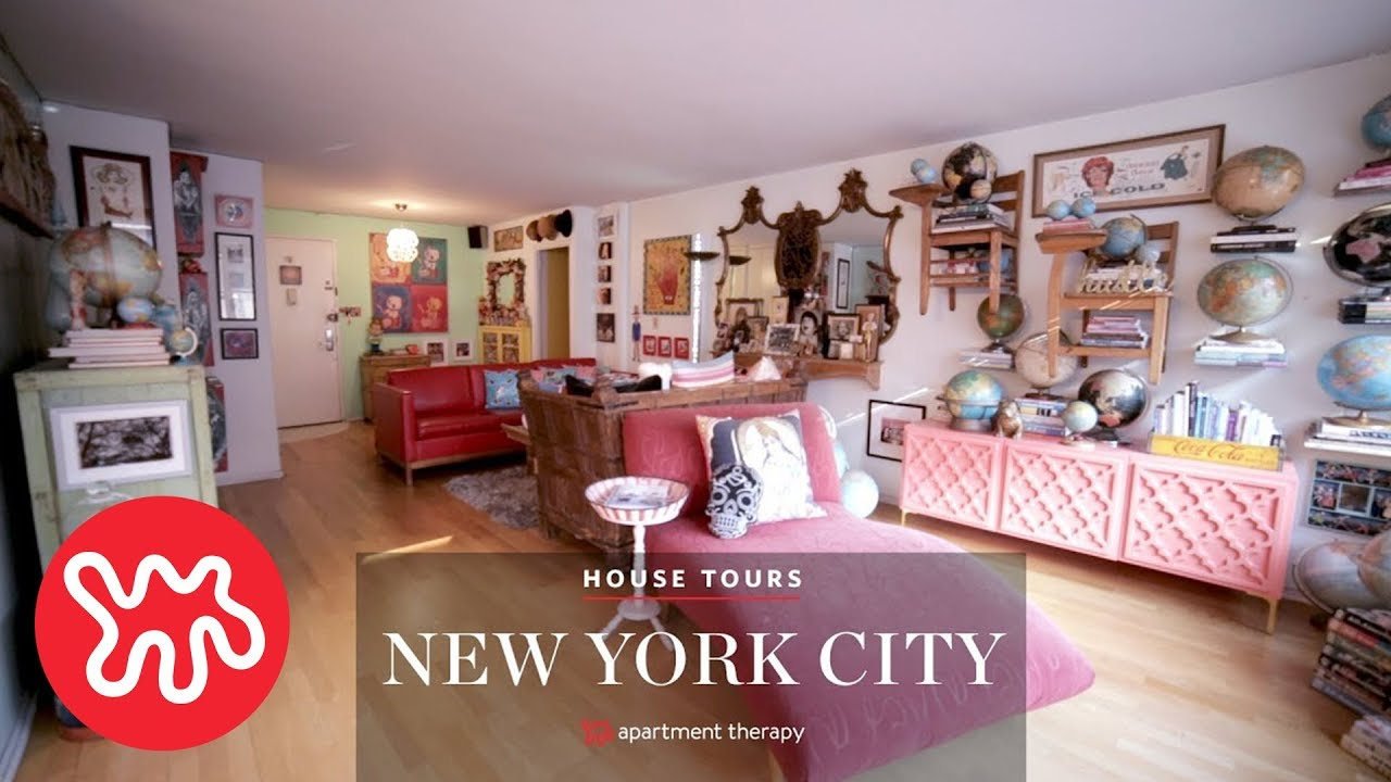 House Tour A Pop Art Museum In Nyc Apartment Therapy