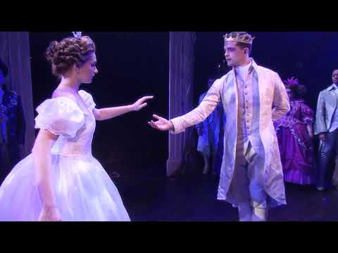 Rodgers + Hammersteins Cinderella  February 22  24, 2019 at the Academy of Music