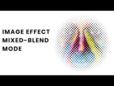 CSS Mix Blend Mode Effect on Image