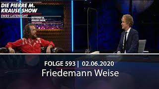 Pierre M. Krause Show vom 02.06.2020 mit Friedemann Weise