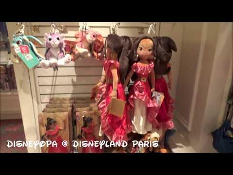 Disneyland Paris Galerie Mickey Shop Disneyland Hotel DisneyOpa