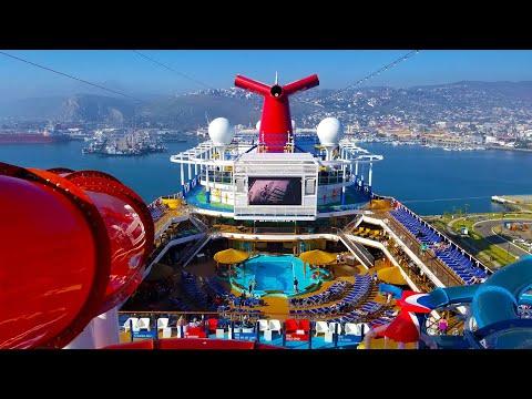 Carnival Panorama Cruise Ship Video Tour