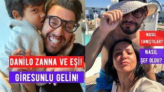 Danilo Zanna İle Eşi Nasıl Tanıştı? | Giresunlu Gelin | Danilo eşi Tuğçe Demirbilek ve Oğulları