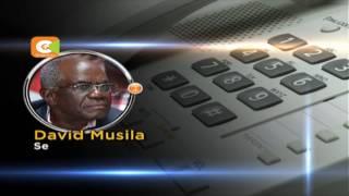 Seneta Musila akanusha kuunga mkono Jubilee