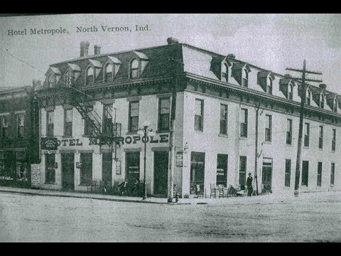Historic  North  Vernon,  Indiana