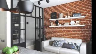 видео купить апартаменты в стиле Loft