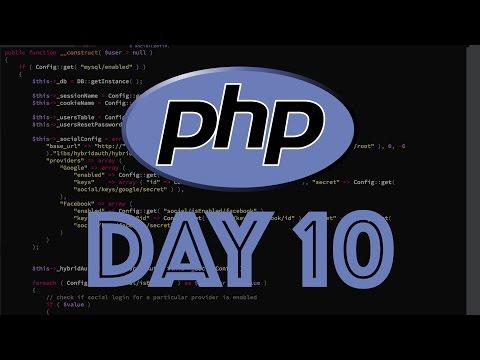 PHP Web Framework Day 10 - Forum System Part 2