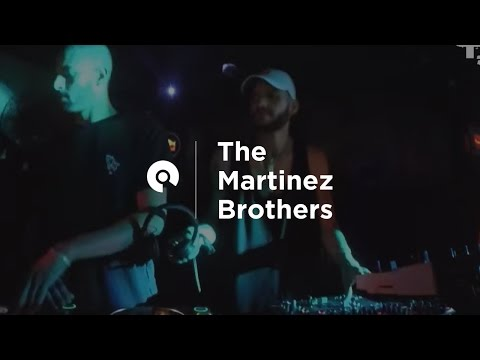 The Martinez Brothers @ BPM 2017: Solamente