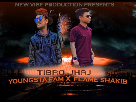 'TIBRO JHAJ' Official Music Video By New Vibe Production