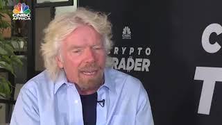 Cryptotrader EP 17  Richard Branson & Mike Novogratz on Bitcoin and Crypto