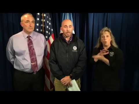 Facebook Live: Update on Tropical Storm Nate 10/5/2017