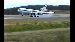 Helsnki Airport , Y 2004, Dc -10