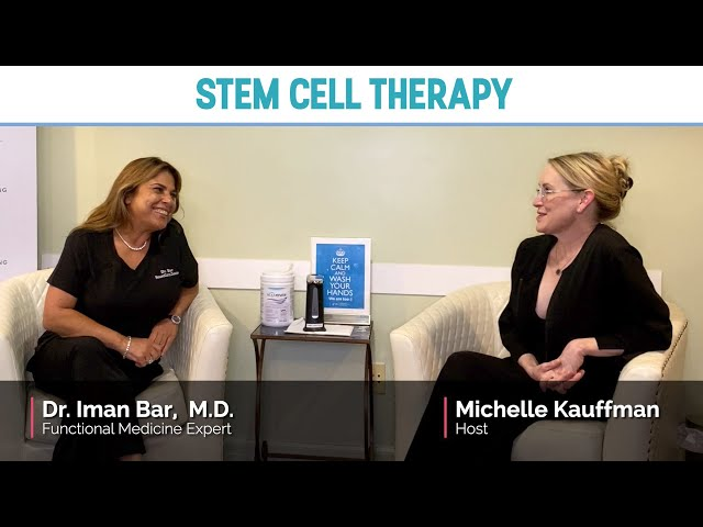 Exosome Therapy For Anti Aging & More Discussion Featuring Dr. Iman Bar, M.D.