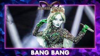 Zeemeermin - 'Bang Bang' - Jessie J, Ariana Grande & Nicki Minaj   The Masked Singer   VTM