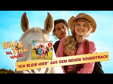 BIBI & TINA 2: - VOLL VERHEXT! - ICH BLEIB HIER - Offizielles Musikvideo!