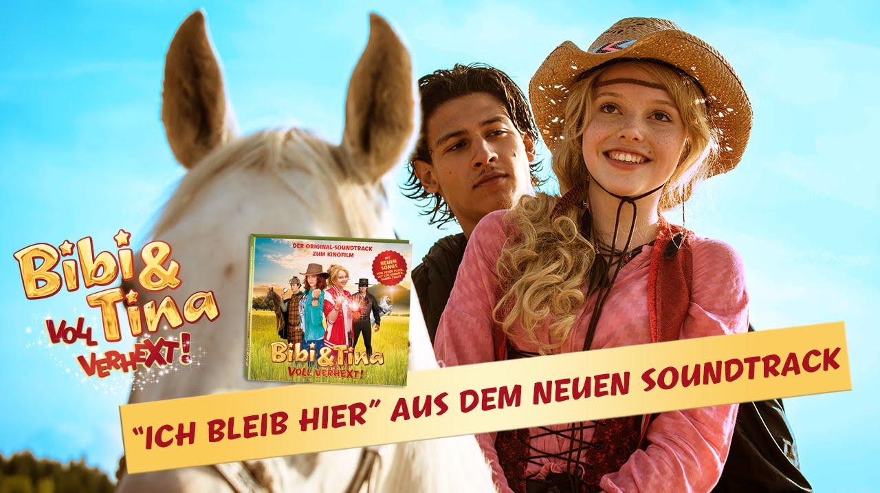 Bibi Und Tina Ausmalbilder Zum Film : Bibi Tina Verhext Original Soundtrack Kinofilm Download Image