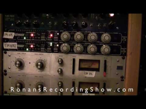 Sound City Studio B - Outtakes from Ronan's Recording Show ...