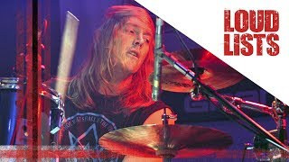10 Best Rock and Metal Drummers of All Time