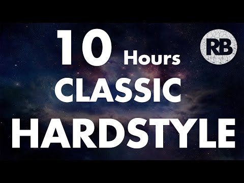 10 Hours Of Hardstyle - Longest Hardstyle Mix (Relentless Bass)