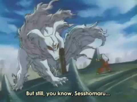 Inuyasha And Sesshomaru Fight