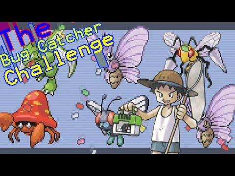 Pokemon: The Bug Catcher Challenge