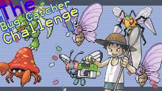 Pokemon: The Bug Catcher Challenge