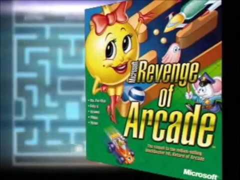 Microsoft Revenge Of Arcade Youtube