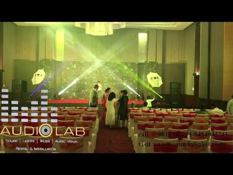 AUDIOLAB - Sound,Light Truss Rental Company - Holiday Inn Hotel