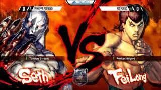 EVO 2015 -  Ultra Street Fighter 4 Top 8 - HD 720p 60FPS