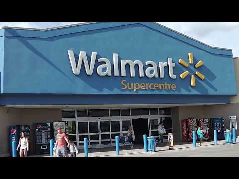 Stores of Winnipeg | 2 | Walmart - store which has everything
