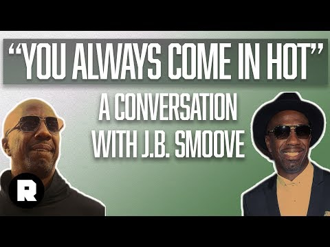 """""""You Always Come in Hot"""": A Conversation With J.B. Smoove 