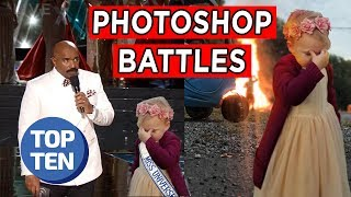 Daily Dose of Reddit | Top 10 Savage Photoshop Battles | r/PhotoshopBattles Funny Comments & Moments