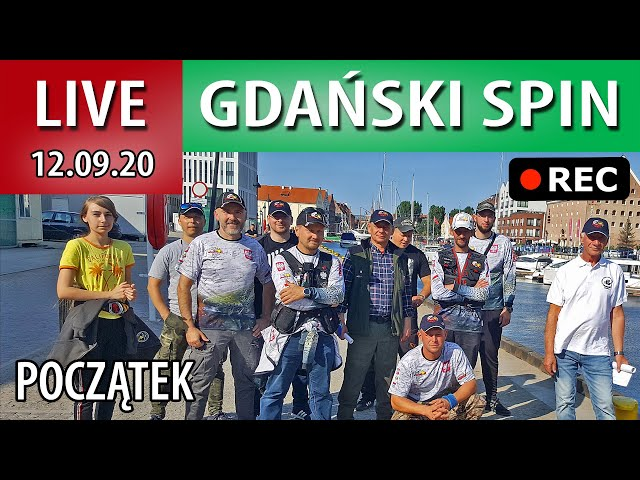 LIVE - Gdański Spinning 2020 zaczynamy!