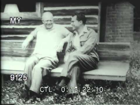 Stock Footage - EISENHOWER, NIXON FISHING AND PLANNING PRESIDENTIAL CAMPAIGN IN COLORADO - 1952