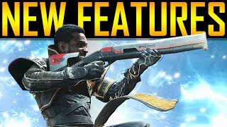 Destiny 2 - NEW FEATURES! THE CONSUL! PVP CHANGES!
