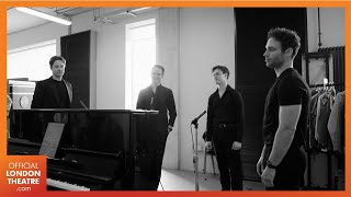 Jersey Boys perform My Eyes Adored You by Frankie Valli | 2021 West End Musical